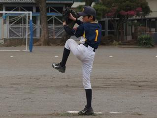 【シニア】育成会親善大会vsレッドシャークス
