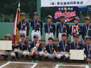 【シニア】赤い羽根少年野球大会 優勝!
