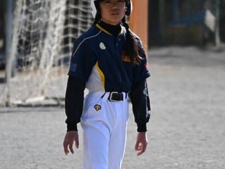 練習試合vs青葉少年野球クラブ