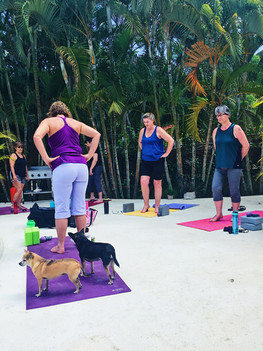 Doggie and Me Yoga