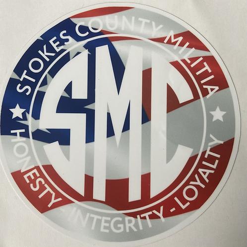 SCM Bumper Sticker 2