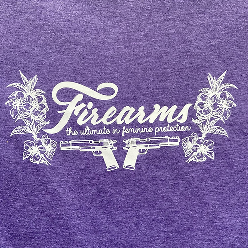 Firearms, The ultimate in feminine protection