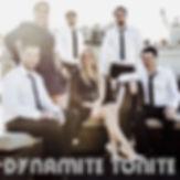Dynamite Tonite Liveband München Sängerin Carina Chère