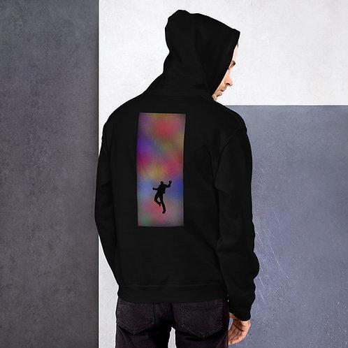 """Rising"" Hooded sweatshirt"