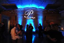 Teaghlach Meadows dance floor wedding venue