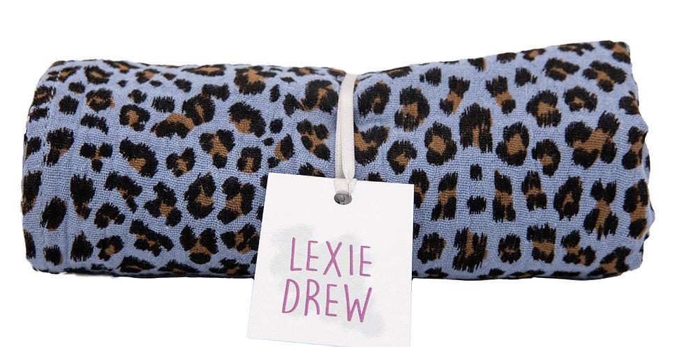 Leopard Print Muslin