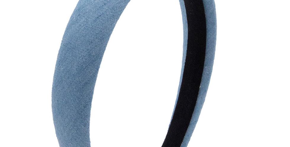 Blue Denim Mummy Hairband