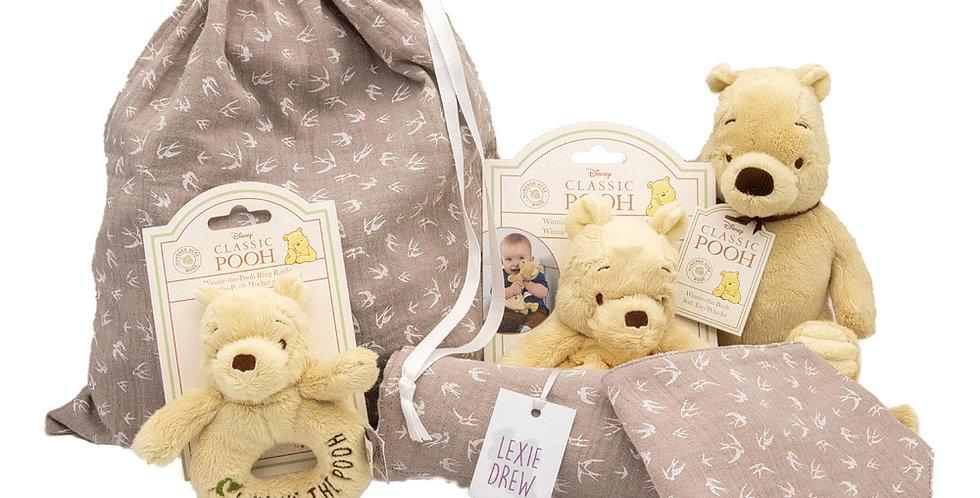 Winnie The Pooh Newborn Set