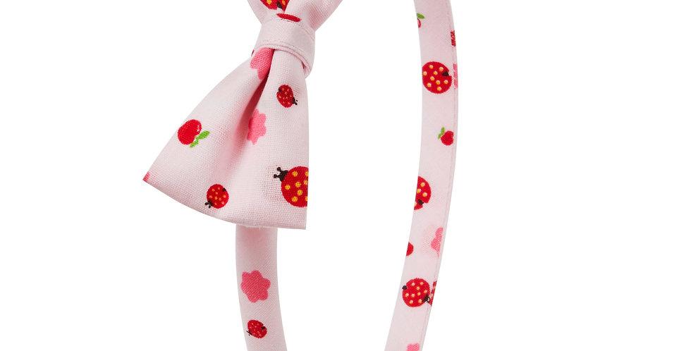 Ladybird Print Traditional Hairband