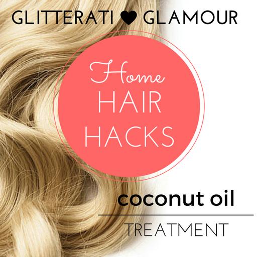 Home Hair Hack: Coconut Oil