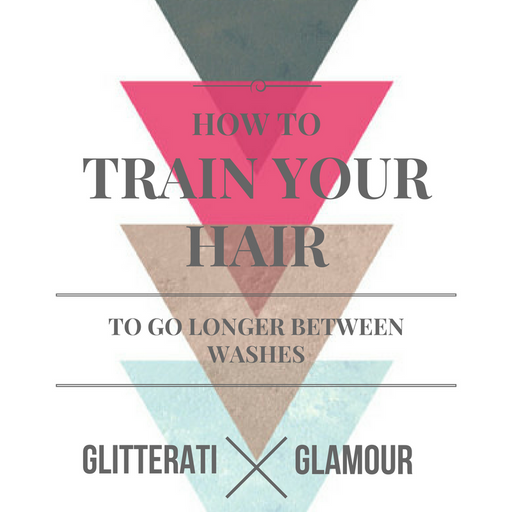 How To: Train Your Hair To Go Longer Between Washes