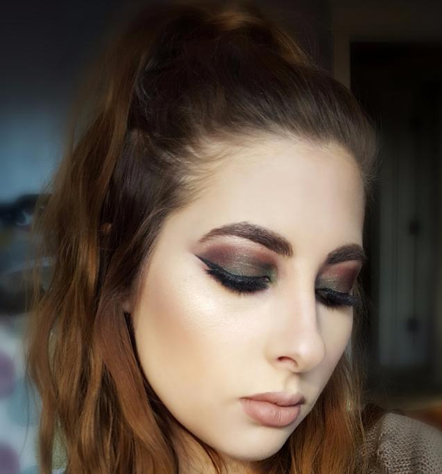 Green Grunge Makeup Makeup Geek