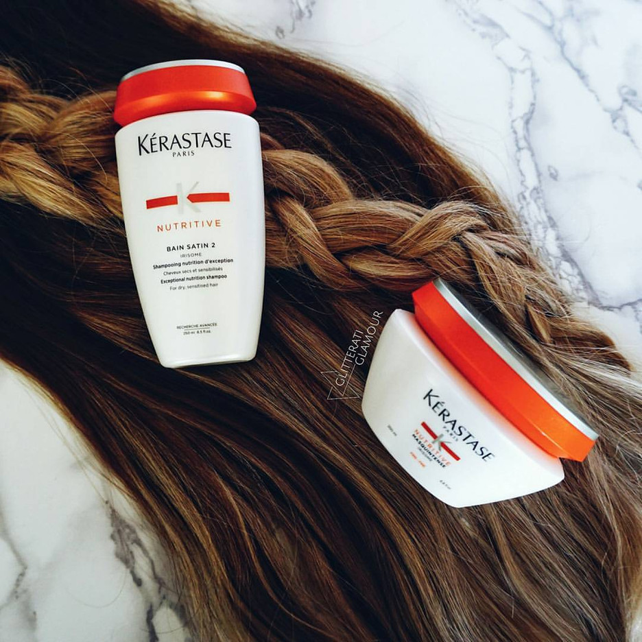 Kérastase Nutritive Bain Satin 2 & Masquintense Thick Review