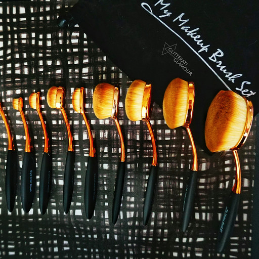 What are Oval Brushes?