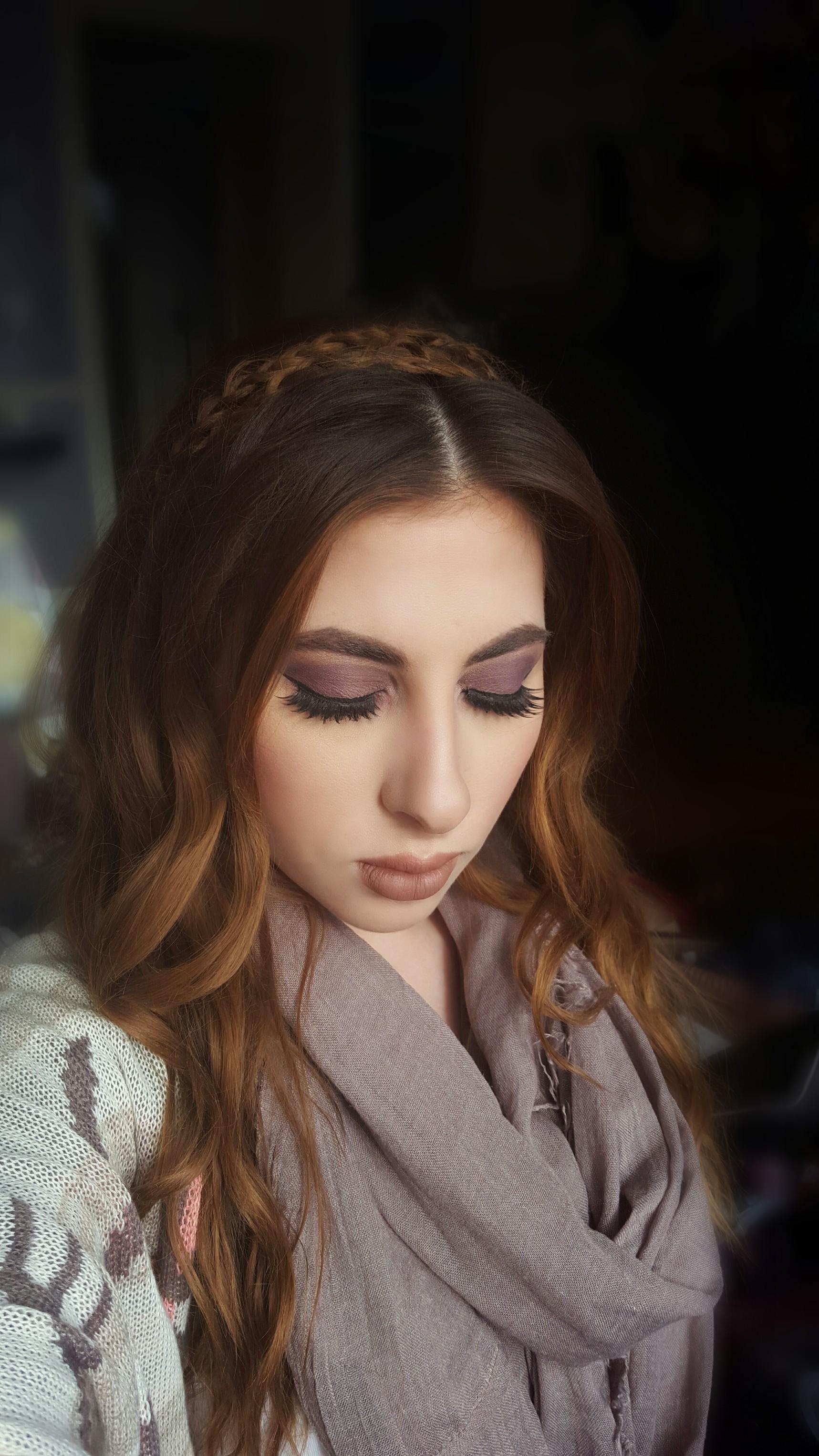 Boho Glam Makeup