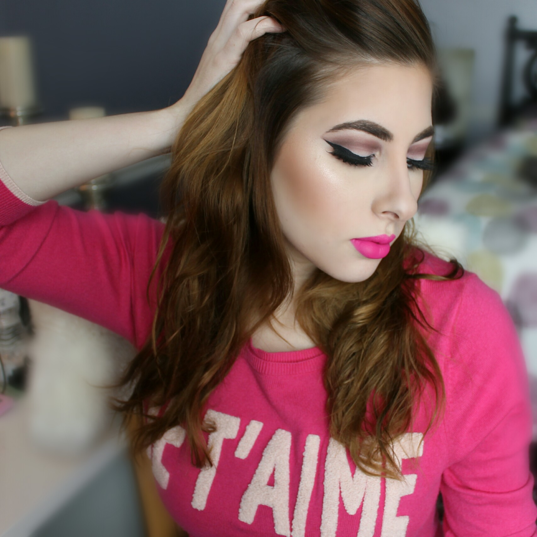 Fun and Flirty Makeup Valentines Day