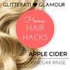Home Hair Hack | Apple Cider Vinegar Rinse