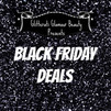Black Friday and Cyber Monday Discounts