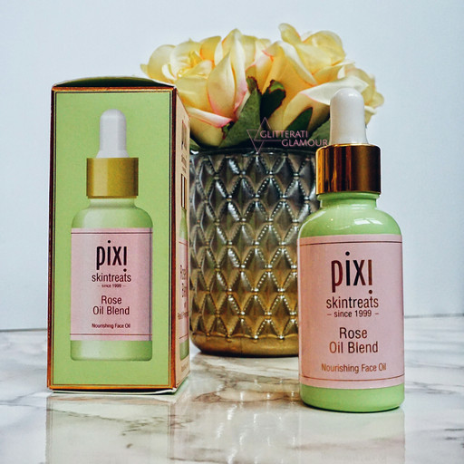 Pixi Rose Oil Blend Review - Dupe for Farsali Rose Gold Elixir?