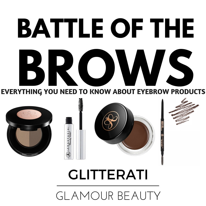 BATTLE OF THE BROWS PICKING THE RIGHT BROW PRODUCT