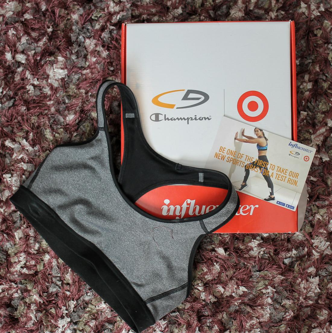 C9 Champion Power Core Sport's Bra Review AND 20% OFF COUPON