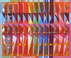 7 faixas coloridas