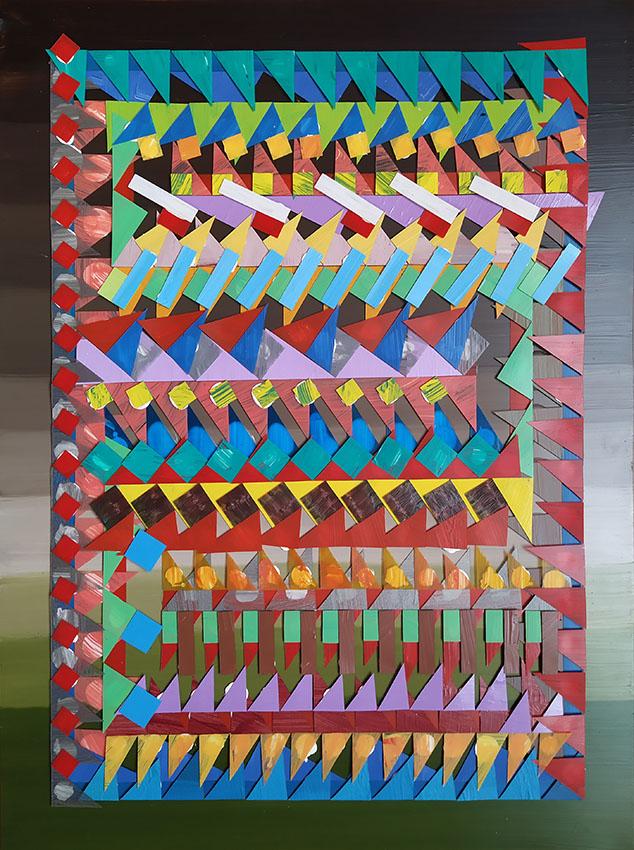 Labirinto 1 - Estudo de padrões 77