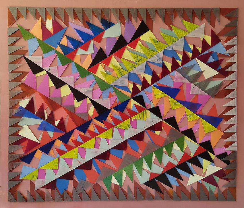 Estudo de padrões 73 - Pássaros magnéticos