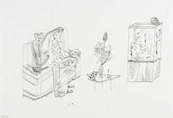 Casal no sofá