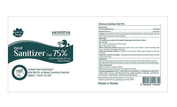 Hand Sanitiser_[Hemirus]_container Desig