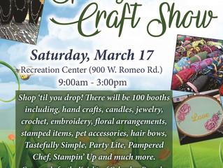 Springtide Craft Show
