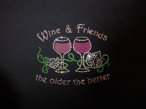Wine and Friends