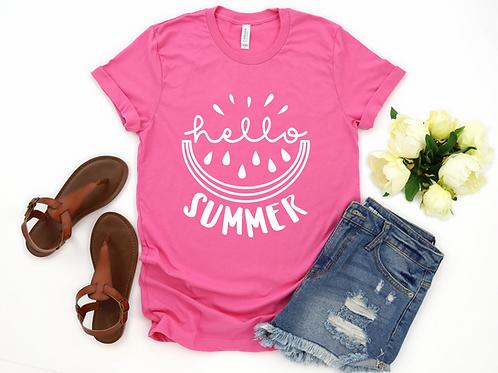 Hello Summer... Watermelon