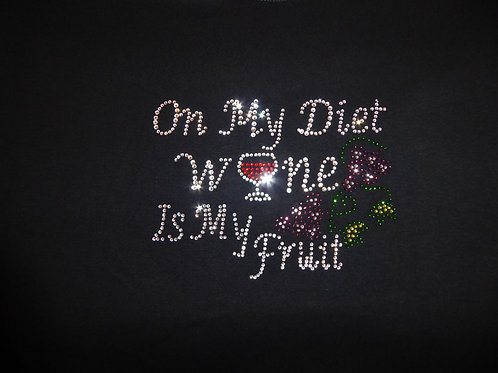 Wine is My Fruit
