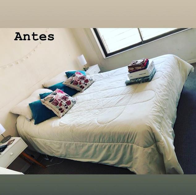 Dormitorio (antes)