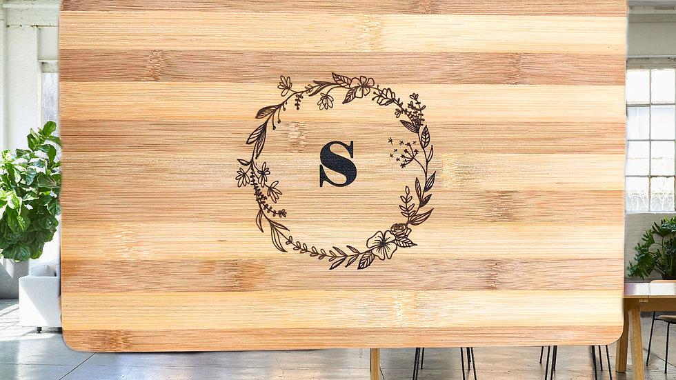 Make your own! Bamboo Cutting Board