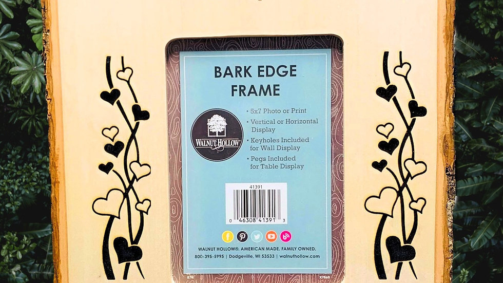 Make your own picture frame