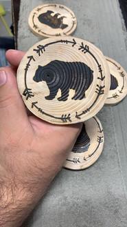 6 coaster a set.