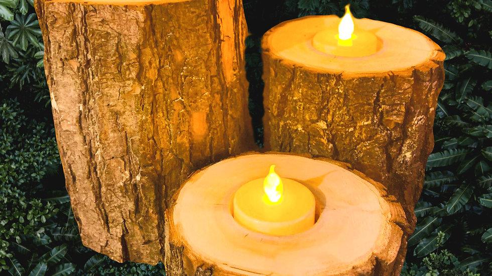Candle Light Decoration Set