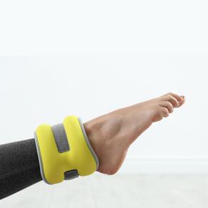 משקולת רגליים DIY