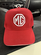 MG Car Club Malta Cap