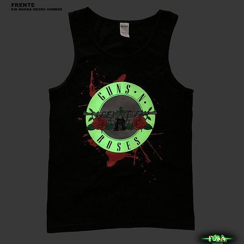 Copia de Playera Guns N' Roses Tirantes