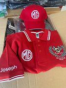 MG Car Club Malta Personalised Kit