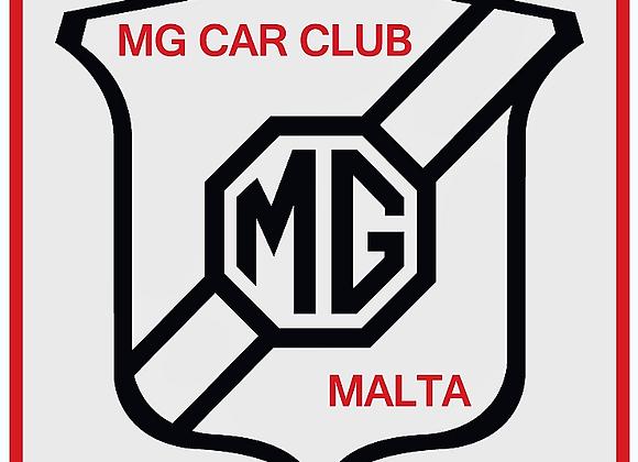 MG Car Club Malta Membership