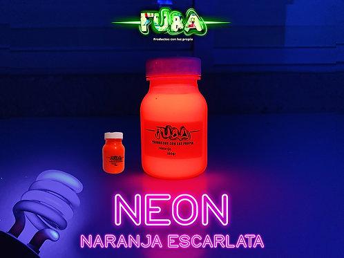Naranja escarlata - NEON -