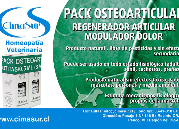 PACK OSTEOARTICULAR