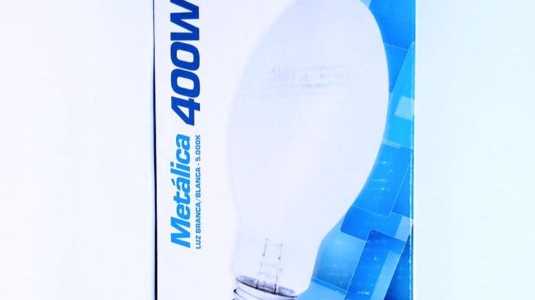 Lâmpada Vapor Metálico Ovoide 400W E40 5000K Empalux