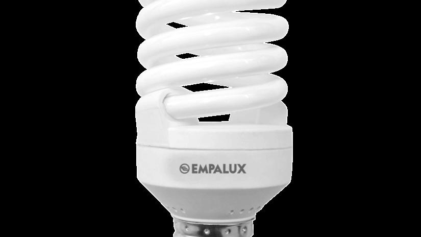 Fluorescente Compacta Espiral 15W 127volts 6.400K E27 – FC11516