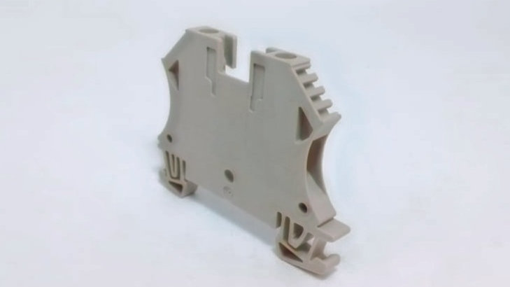 Conector Borne SAK 4mm² 32A 800V - Weidmuller REF. WDU4 / 1020100000
