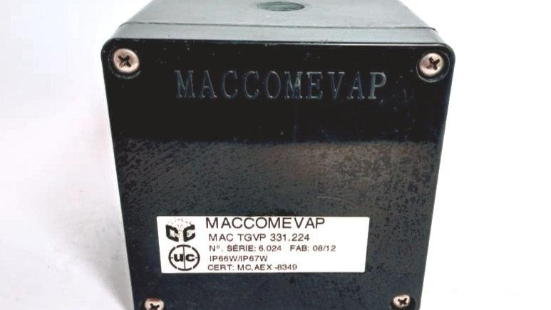 Caixa de Passagem 120x122x90mm Maccomevap MAC TGVP 331.224